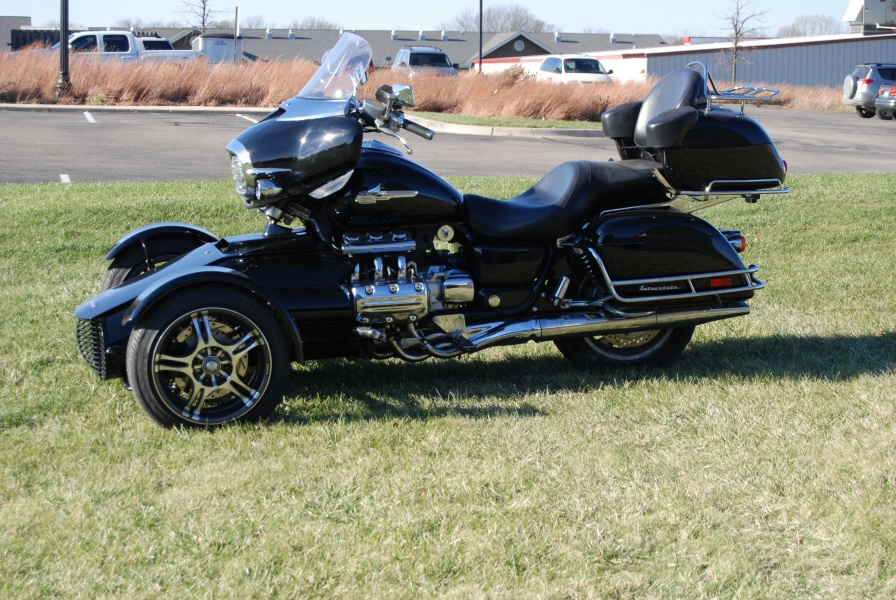 99 Valkyrie Interstate Reverse Trike for sale - Honda ...